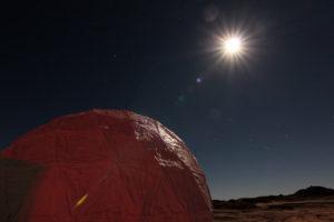 Shiny Science Dome