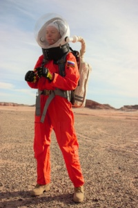 Marsonaut Anastasiya